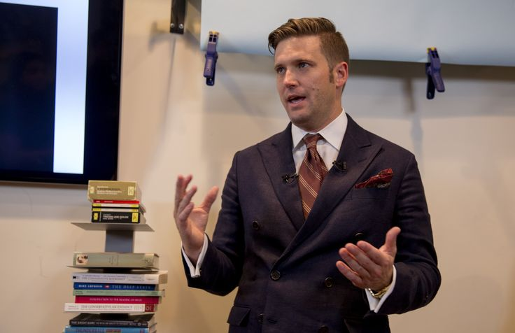 Richard Spencer's Band of Hate-Mongers Sues Mich. State for Refusing to Allow Spencer to Speak on Campus