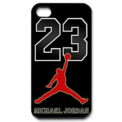 Michael Jordan Slam Dunk Logo Phone Cover Iphone By