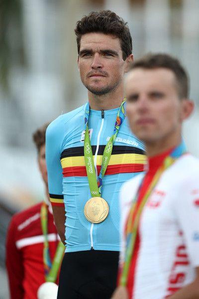 Greg Van Avermaet Men's Road Race Rio Olympic Games 2016 Getty Images