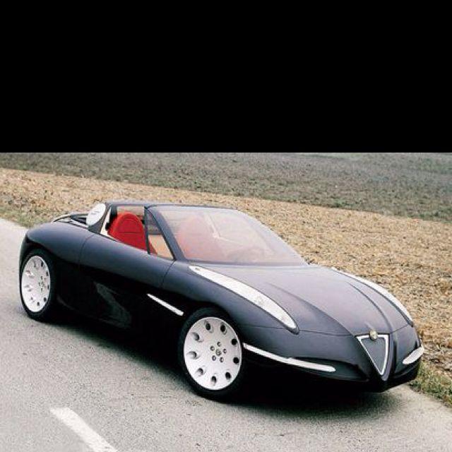 Alfa Romeo Bizzarini