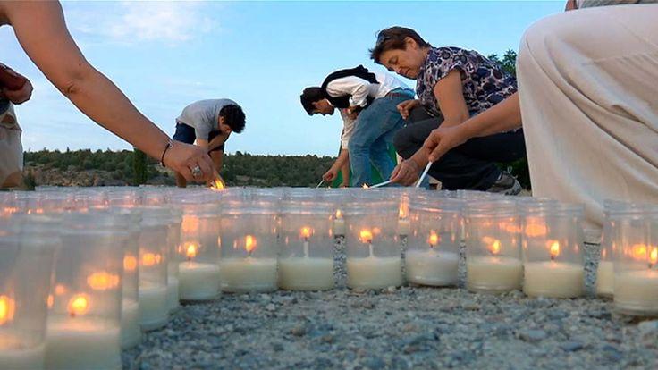 La Noche de las Velas en Pedraza, una de las citas del verano