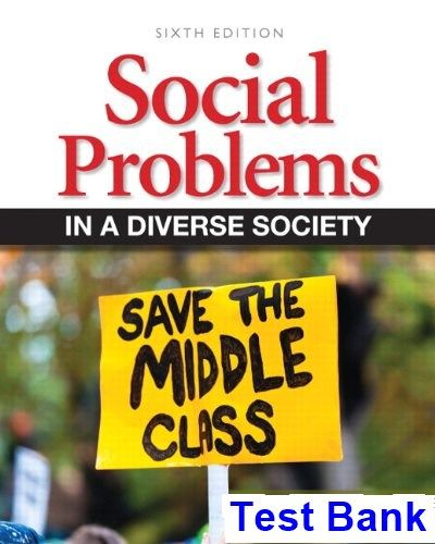 50 best test bank download images on pinterest textbook banks and test bank for social problems in a diverse society 6th edition by diana kendall fandeluxe Images