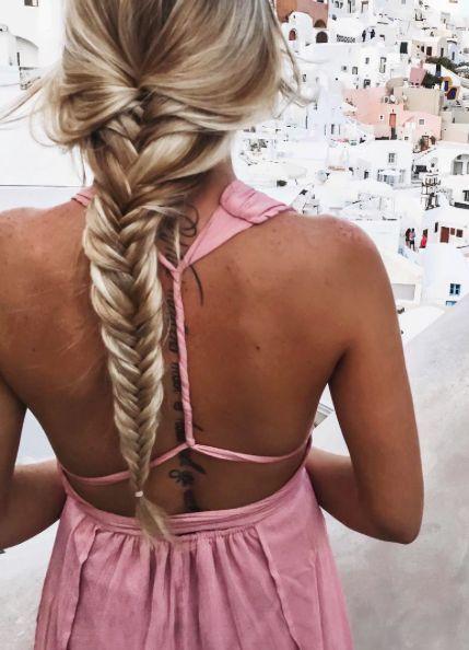 Boho braid #beauty