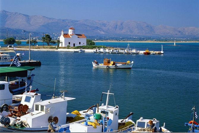 Elafonisos, Peloponnese-Greece