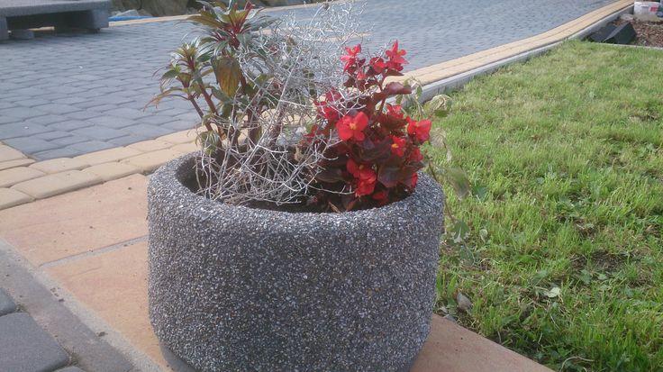 donice betonowe http://cityarch.eu/ flower pots