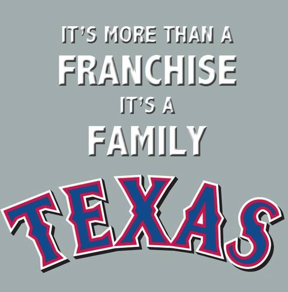 TEXAS RANGERS ⭐❤⚾ - makes me think of @Katie Moore