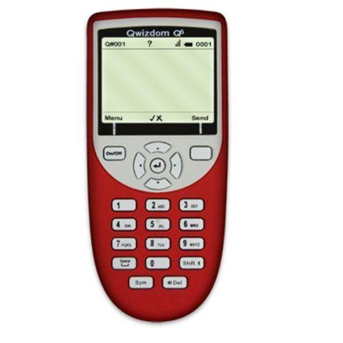 Voting Σύστημα τα χειριστήρια του οποίου προσομοιάζουν την εμφάνιση και λειτουργία ενός κινητού τηλεφώνου.