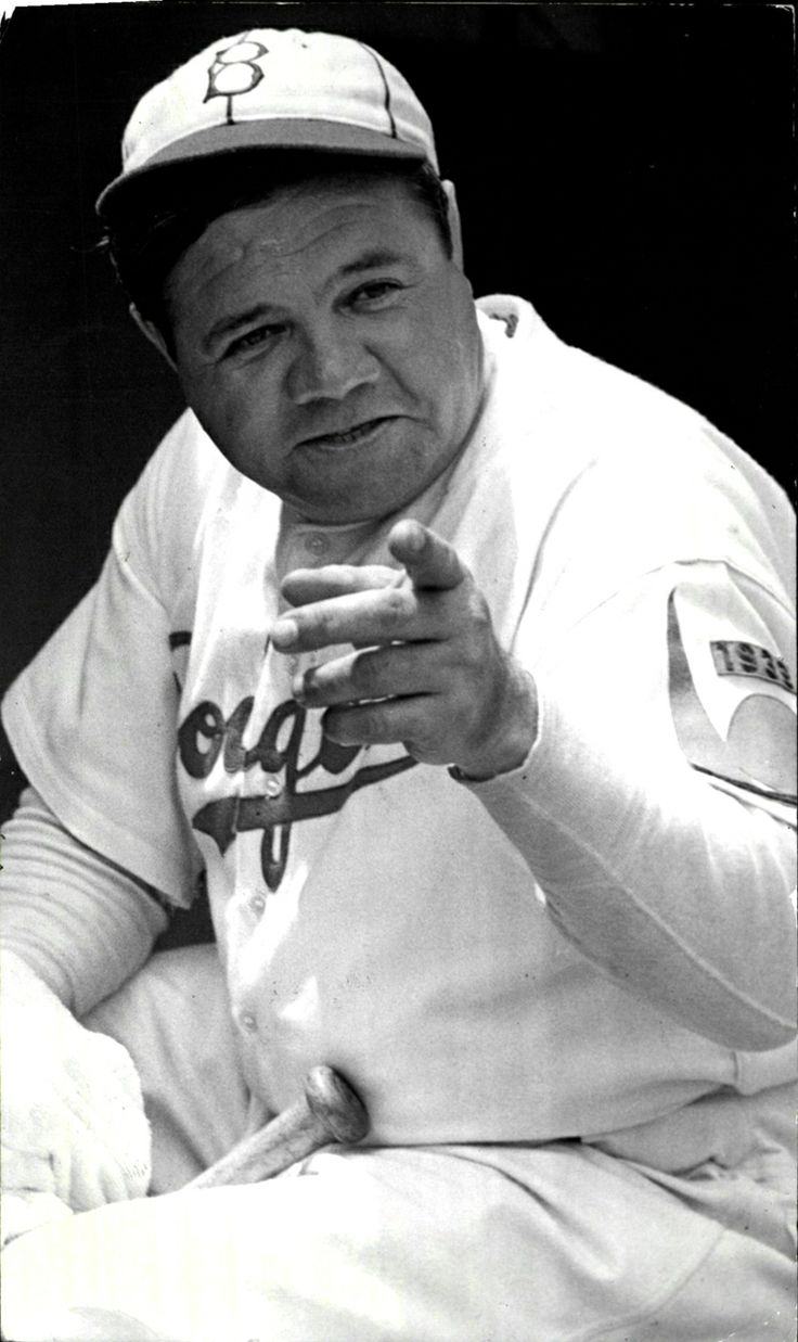 What year did babe ruth retire-9827