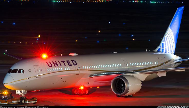 Boeing 787-9 Dreamliner - United Airlines | Aviation Photo #3903499 | Airliners.net