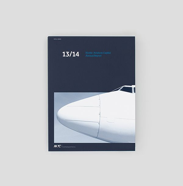 NAC - Annual Report on Behance