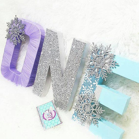 Winter wonderland ONE winter onederland by IttyBittyMilestones