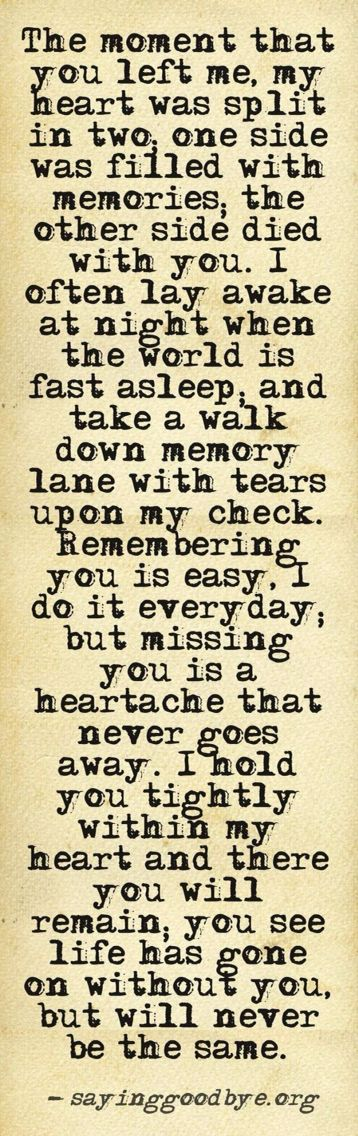 Nov. 23, 2012 I lost my best friend, my mom. I'll never ever forget you or stop loving you or missing you, no matter how old I get. xoxoxoxo