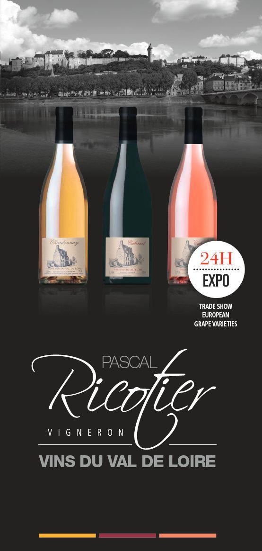 Vin du Val de Loire - Pascal Ricotier