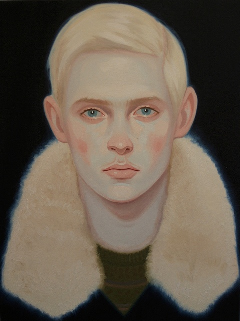 Winter Wheat, by Kris Knight. I like this because the subject is gender neutral, so interesting and magnetic.