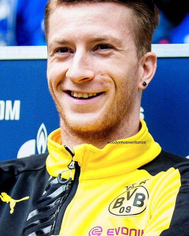 Marco Reus #smile #BVB