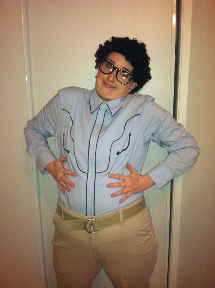 It's Pat (SNL) Halloween costume
