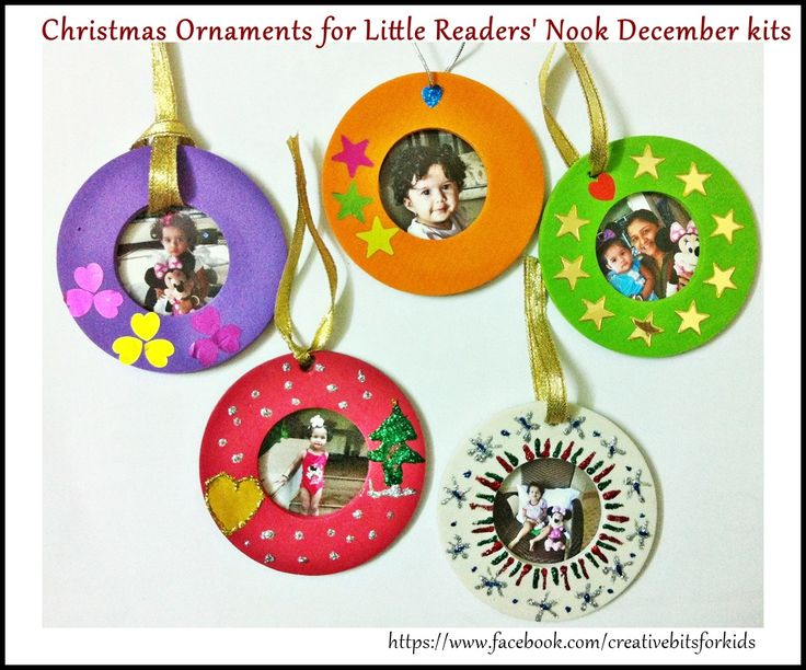 Rs. 150. A beautiful Christmas ornament craft that pairs well with any Christmas themed book!