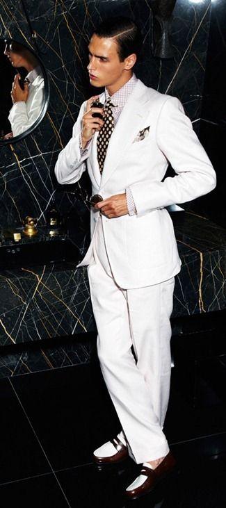 LOOKBOOK: MATHIAS BERGH FOR TOM FORD SPRING 2012