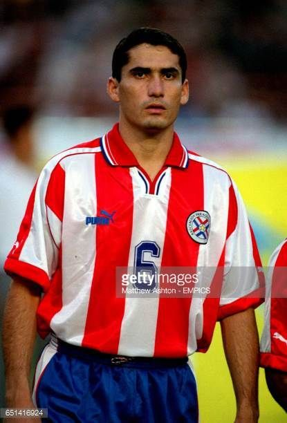 Gustavo Morinigo Paraguay
