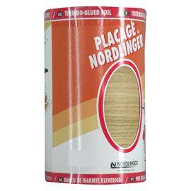 Placage bois thermocollant chêne 25cm x 2,50m