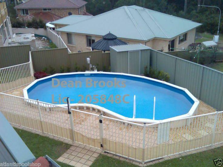 Above Ground Pools Sydney
