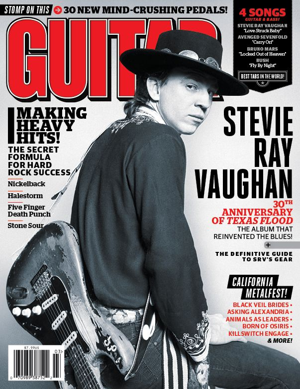 Stevie Ray Vaughan :: Taken too soon and still unrivaled