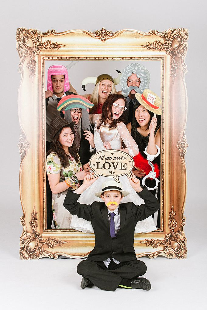 Photobooth Frame Duchess A Giant Free Standing Card Picture Frame