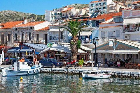 Pythagorion, Samos.