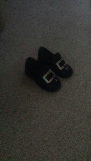 Page boy shoes
