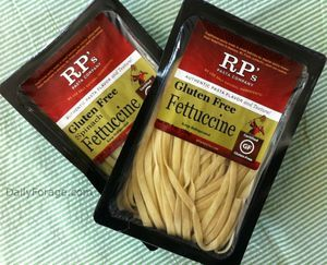 RP's Pasta Company Gluten Free Pasta - It's fresh not dried! And OH SO GOOD! Check out our review!