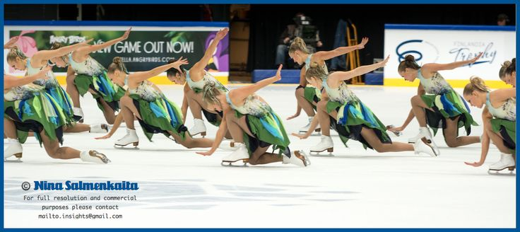 Marigold Ice Unity FIN at Finlandia Trophy Oct 2014