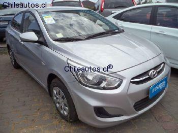 Chileautos: Hyundai Accent AT 2016 $ 9.790.000