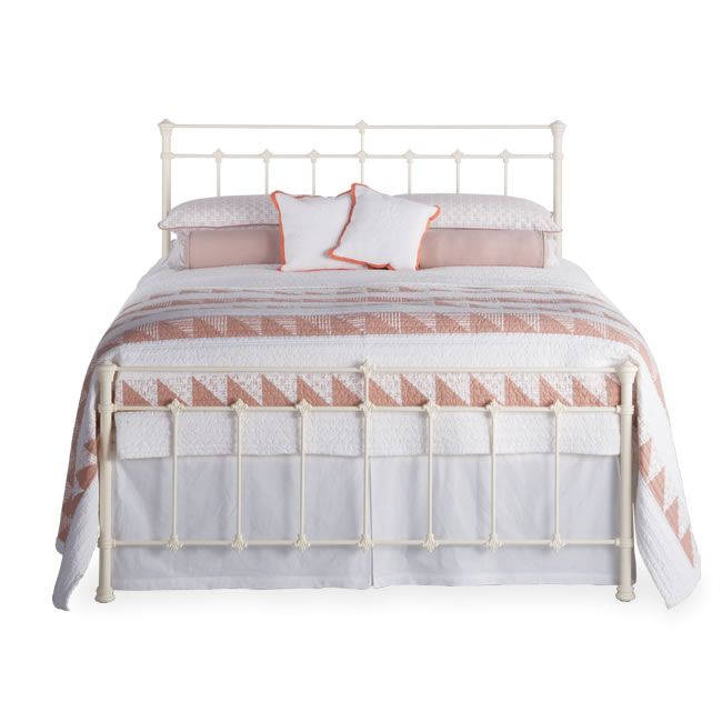 Edwardian Iron Bed |up to 60% OFF RRP| Next Day - Select Day Delivery