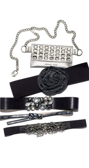The power of an amazing belt, can pull a whole look together instantly.