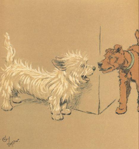 Cecil Aldin MAC Photo Prints - Number 7 of 25 Cecil Aldin Vintage Puppy Dogs