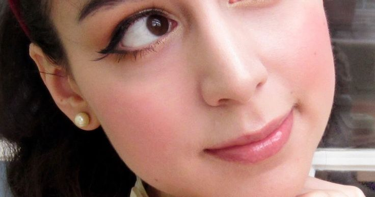 Elegant Poupée: Classic Lolita Make-up Tutorial