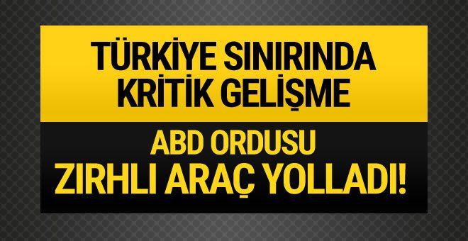 """ABD ordusu, Türkiye sınırına zırhlı araç konuşlandırdı  """"ABD ordusu, Türkiye sınırına zırhlı araç konuşlandırdı"""" http://fmedya.com/abd-ordusu-turkiye-sinirina-zirhli-arac-konuslandirdi-h19978.html"""
