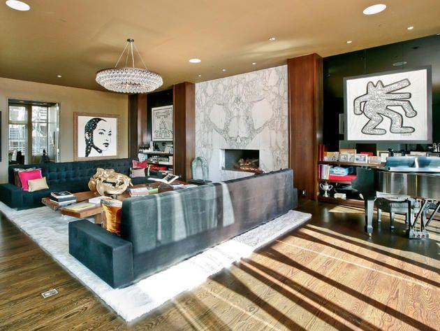Alicia Keys Soho Apartment