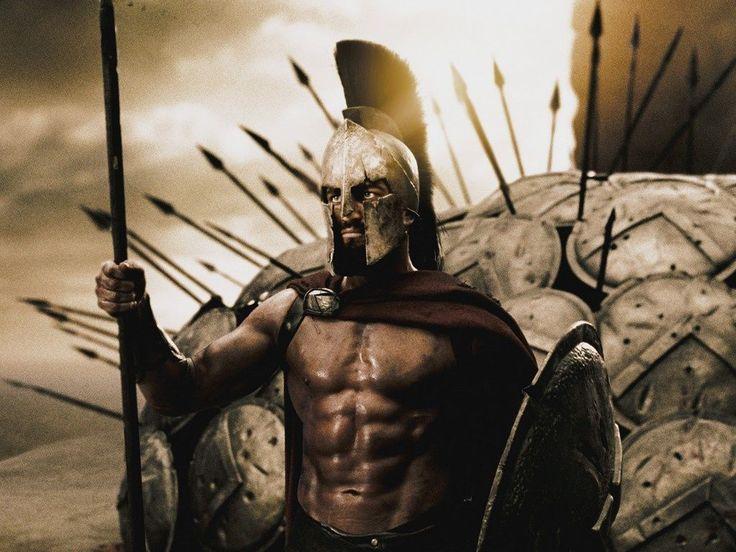 Entrena como un guerrero espartano – 300 – Fitness Revolucionario