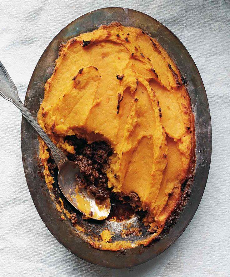 Sweet Potato Cottage Pie Recipe