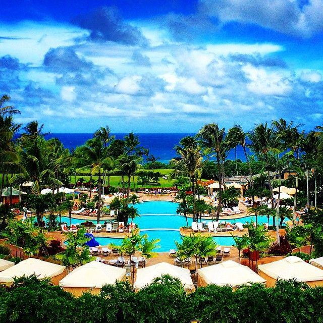 The Ritz Carlton Kapalua Maui Lolo Dream Vacations Pinterest Hawaii And Vacation