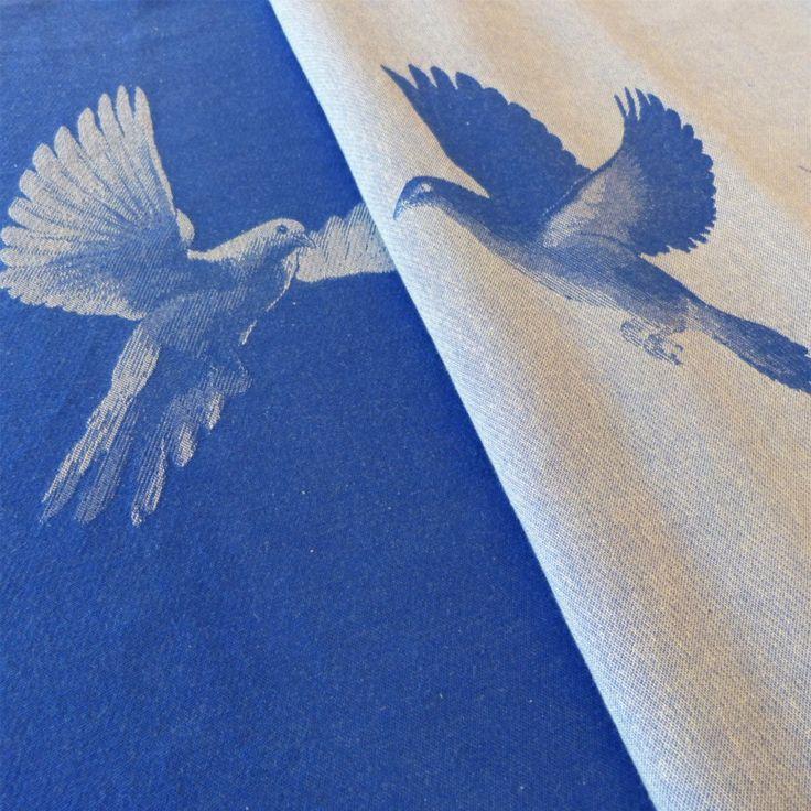 DIDYMOS Friedenstauben / Peace Doves #didymos #babywearing #tragetuch
