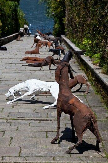 Vitali, il paesaggio d'autore sulle rive del lago Maggiore
