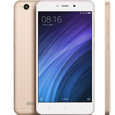 "Xiaomi+Redmi+4A+5.0+""+MIUI+4G+Smartphone+(Dual+SIM+Quad+Core+13+MP+2GB+++16+GB+Gold)+–+USD+$+95.99"