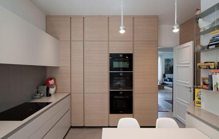 APPARTEMENT – ÉCOLE MILITAIRE | FELD ARCHITECTURE l Architectes à Paris 75007 |