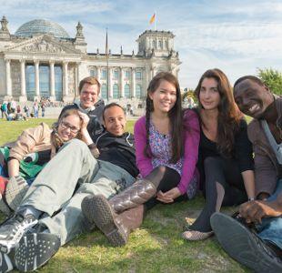 Ticket nach Berlin © Goethe-Institut