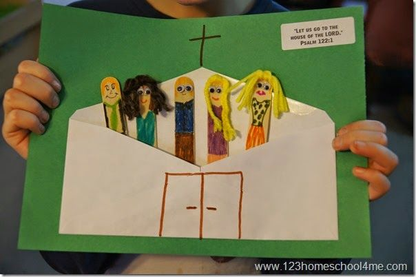 595 best images about bible crafts for kids christian for Jesus is alive craft ideas
