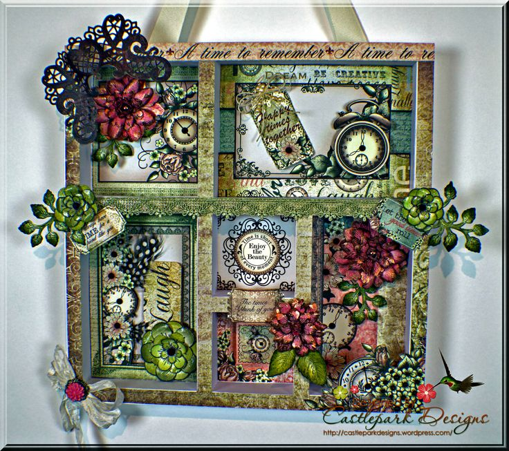 Joann-Larkin-3D-Shadow-Box & 58 best Shadow Box u0026 Altered Frames images on Pinterest | Shadow ... Aboutintivar.Com