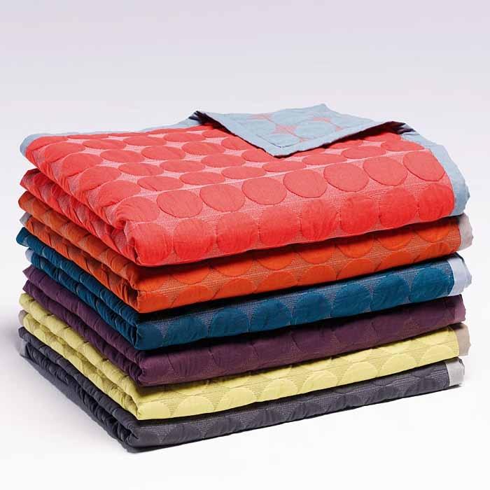 Hay bedspread
