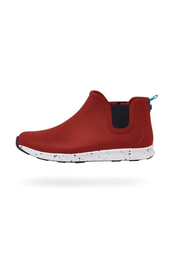 They're super lightweight to keep you moving quickly whether you're adventuring in the city or country, and the shock-absorbent sole makes them comfortable enough for all-day wear.    Apollo Rain Boot by Native Shoes. Shoes - Boots - Rain and Cold Weather Montreal, Canada